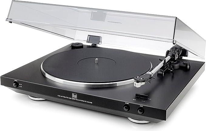 Dual DT 400 Plattenspieler