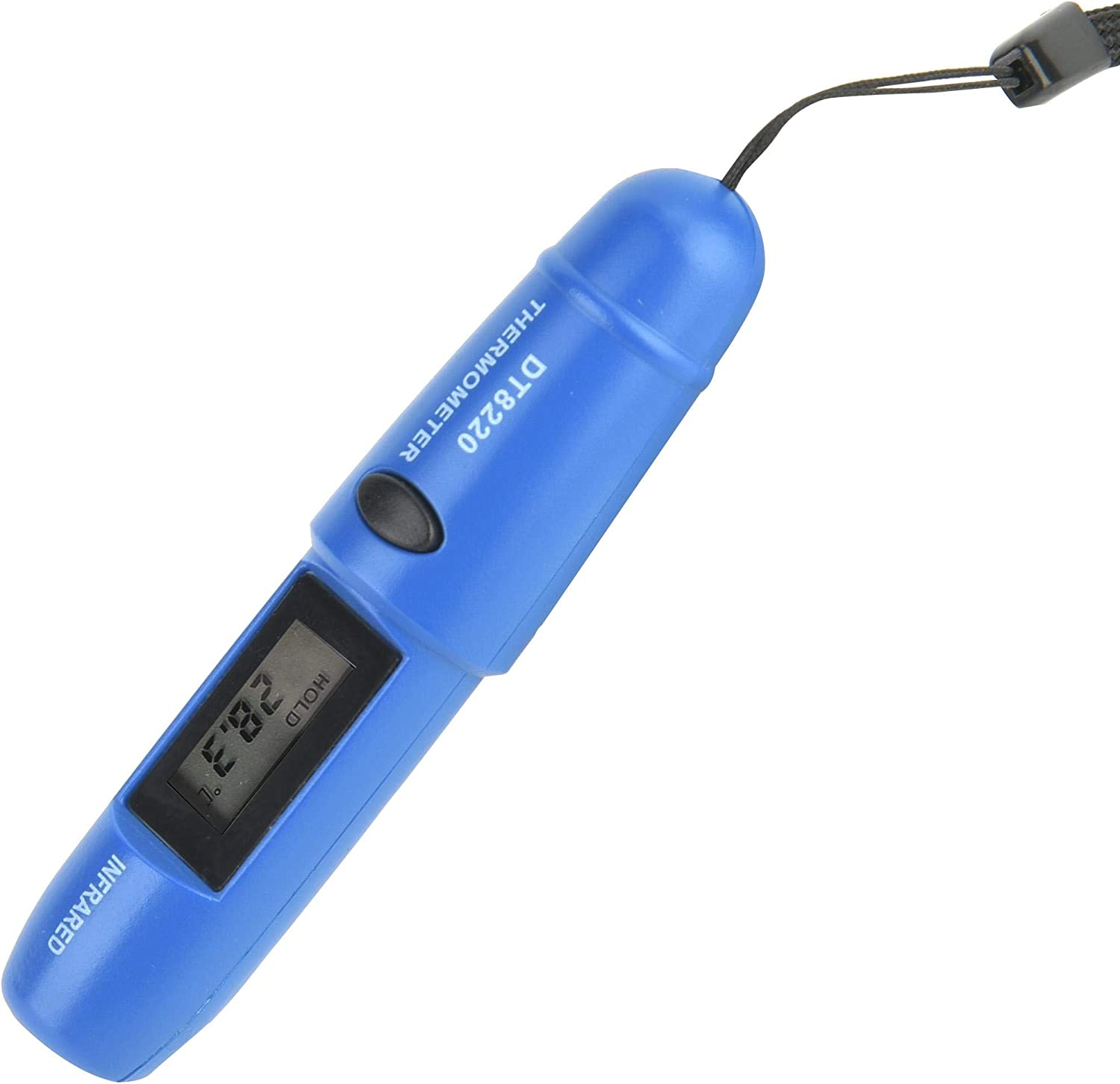 DT8220-50 ℃ ~ 220 ℃ Digital Infrared Contactless Thermometer with LCD