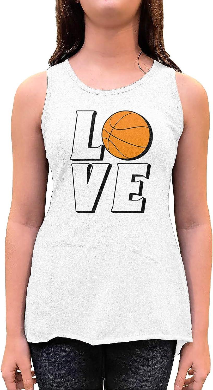 Sports Hoops Toddler//Youth Sleeveless Backswing Love Basketball