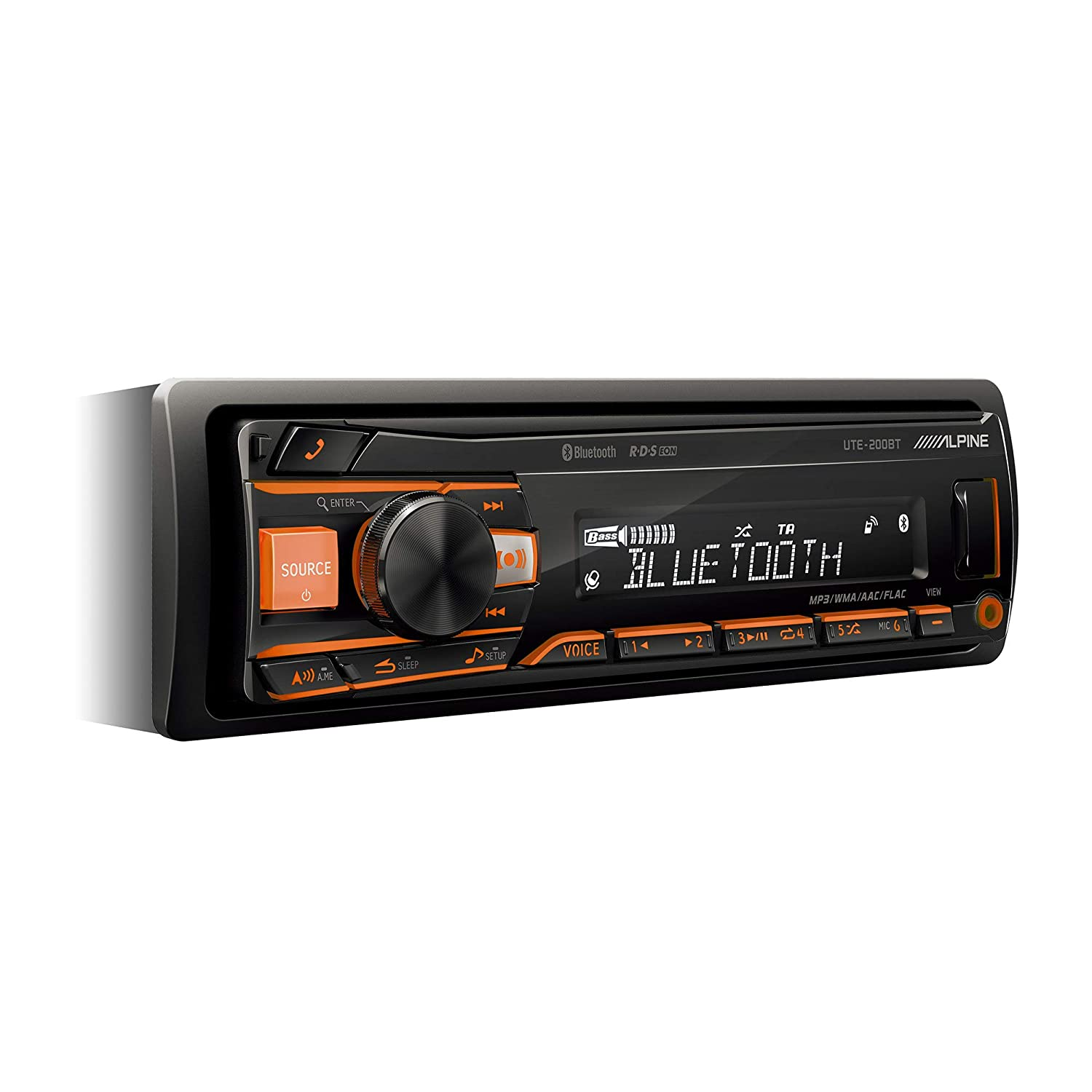 Alpine UTE-200BT - Autoradio Bluetooth