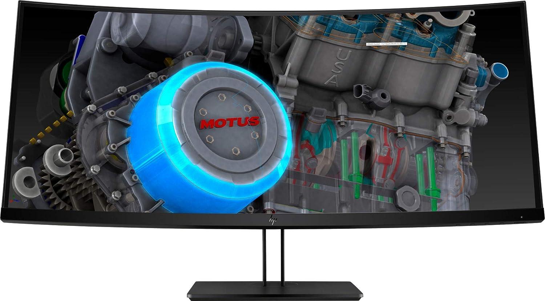 "HP Z4W65A4#ABA Z38c LED-Backlit LCD Monitor Curved 37.5"" Black"