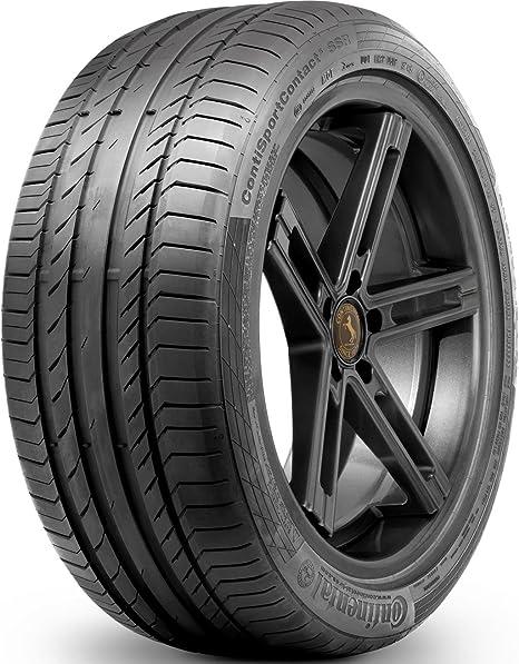 285 40 Zr 19 103y N0 Continental Sport Contact 3 2854019 X2 nuevos neumáticos