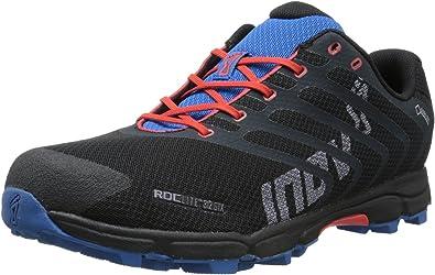 INOV8 Roclite 312 GTX Zapatilla de Trail Running Caballero, Negro/Azul, 41.5: Amazon.es: Zapatos y complementos
