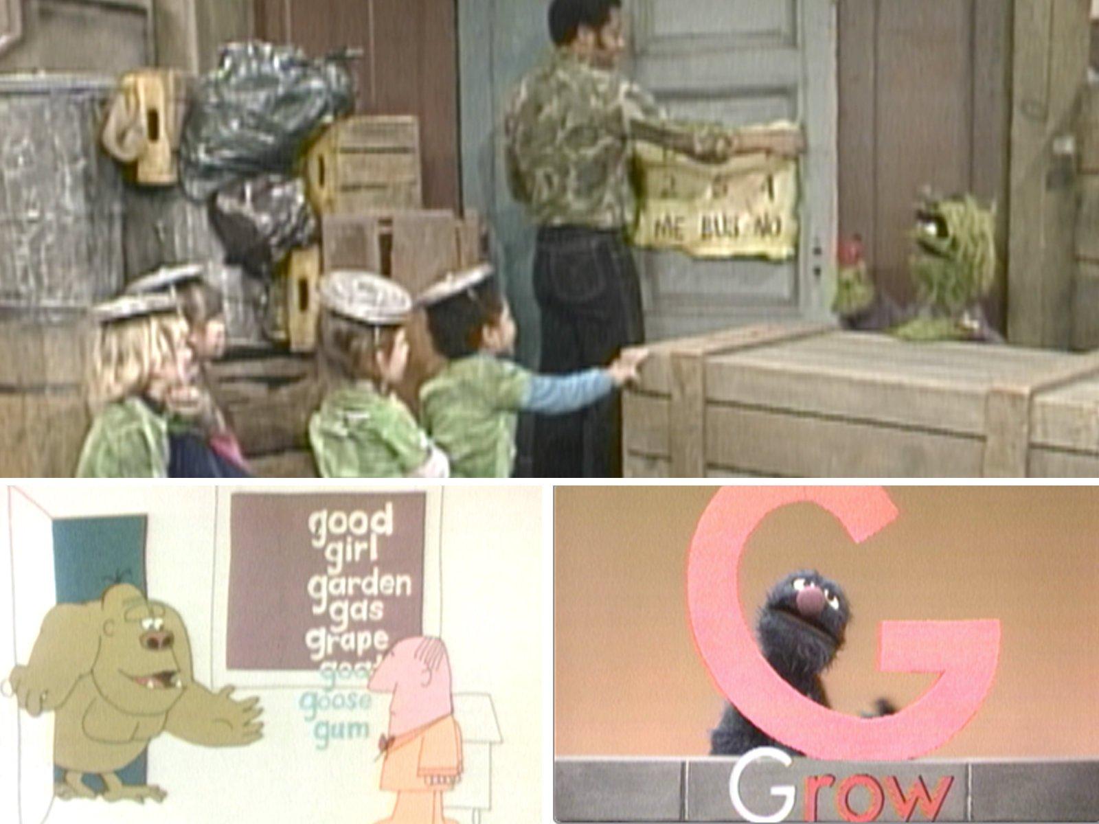 Amazon com: Watch Sesame Street Classics Vol  2 | Prime Video
