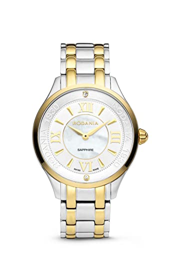 Rodania - Star Diamond - Reloj de pulsera para mujer ...