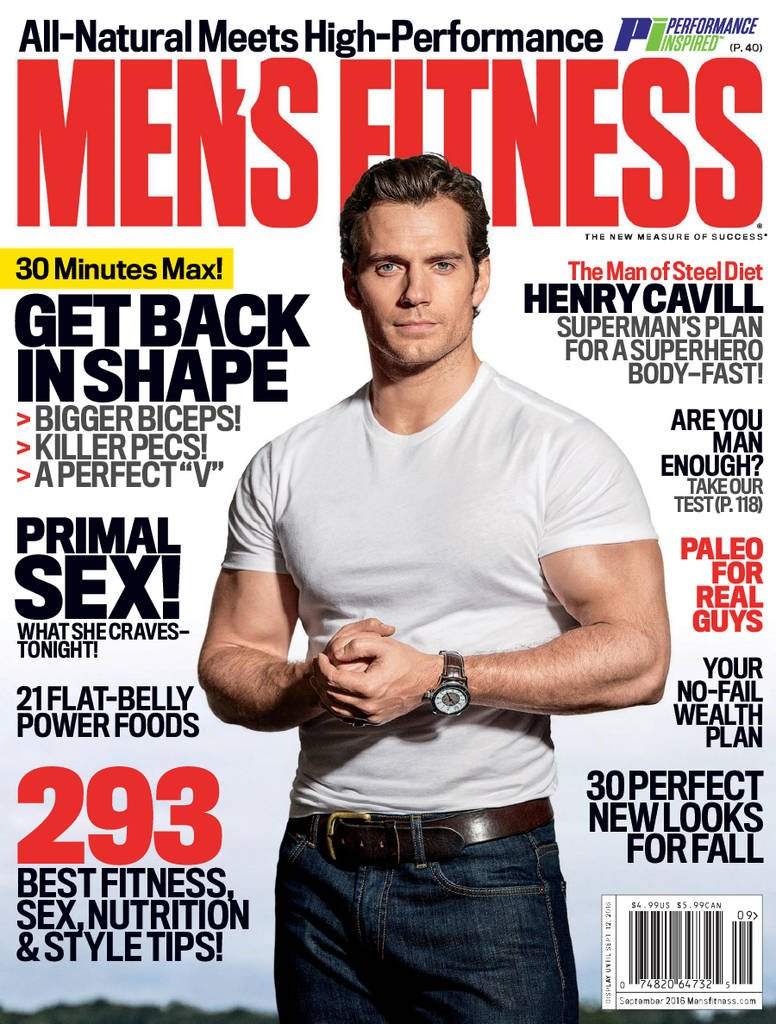men's fitness subscription