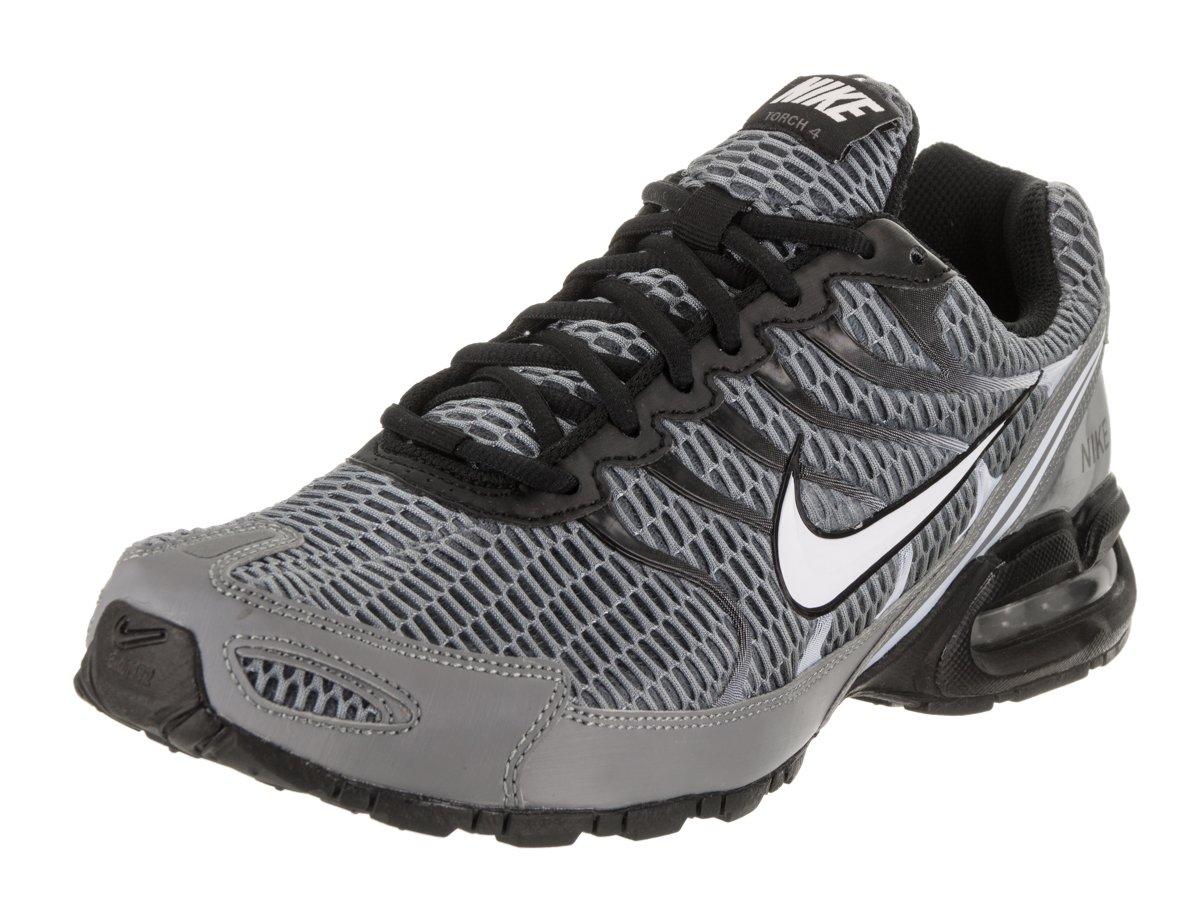 Nike Pánské Air Max Torch 4 Běžecké boty Cool Šedá/Bílý/Černá/Pure Platinum Ušetřit 40% -70% M88464