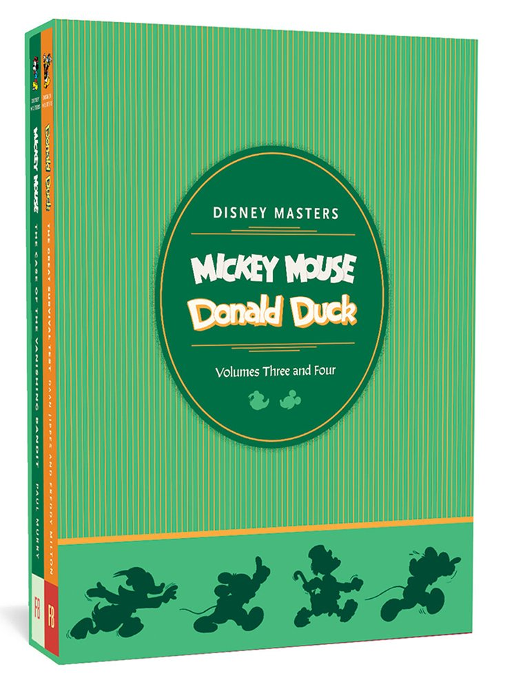 Disney Masters Collector's Box Set #2 (Vol. 2)  (Walt Disney's Mickey Mouse)