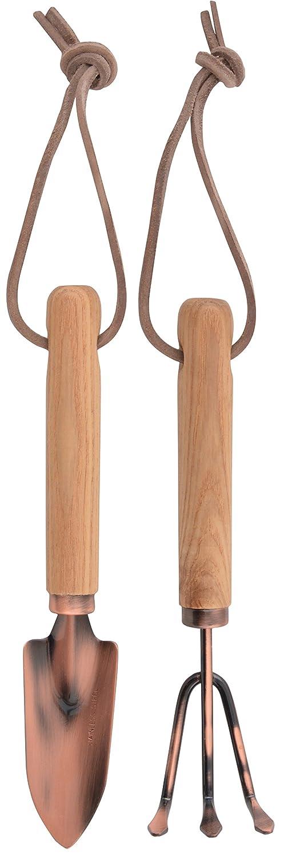 Esschert Design GT119 Copper Plated Mini Tools