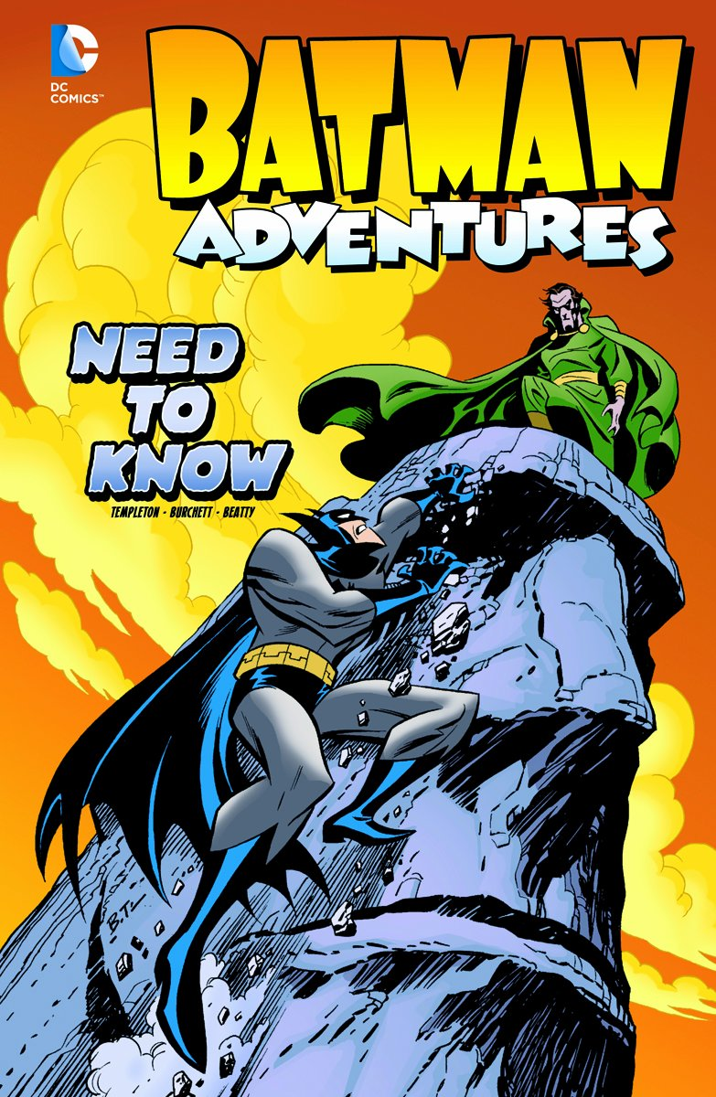 Need to Know (Batman Adventures)
