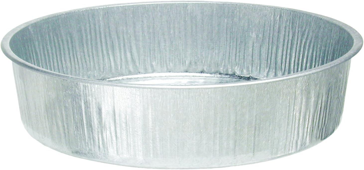 Plews LubriMatic 75-751 Galvanized Utility Drain Pan - 3-1/2 Gallon (14 Quart) Capacity