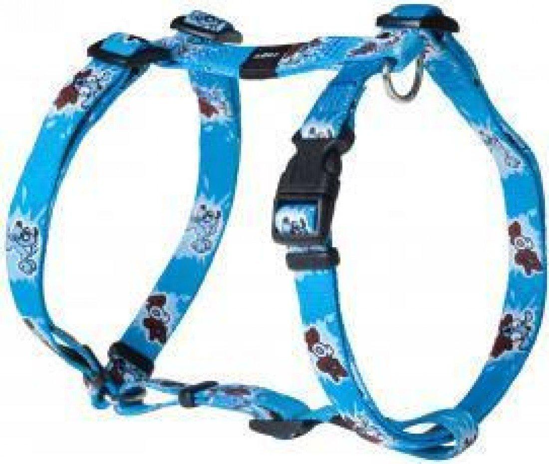 Rogz pupz Nylon arnés Ringo Azul: Amazon.es: Hogar