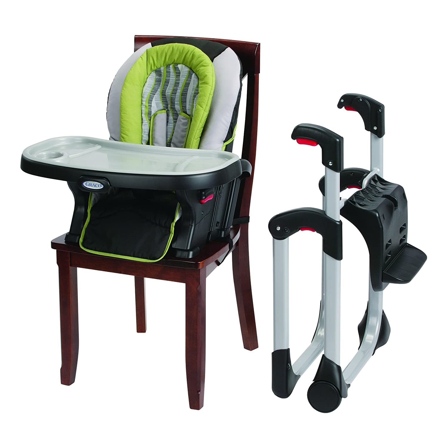 Graco DuoDiner High Chair Omni Green Amazon Baby