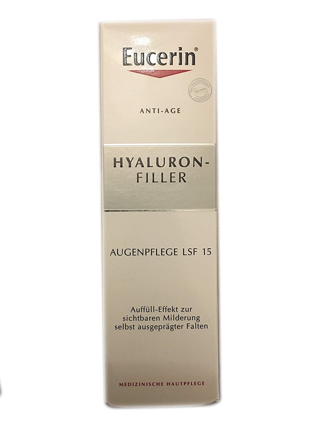 Eucerin Anti Age Hyaluron Elastic Filler Eye & Lip Cream Advanced Firm & Lift 15ml
