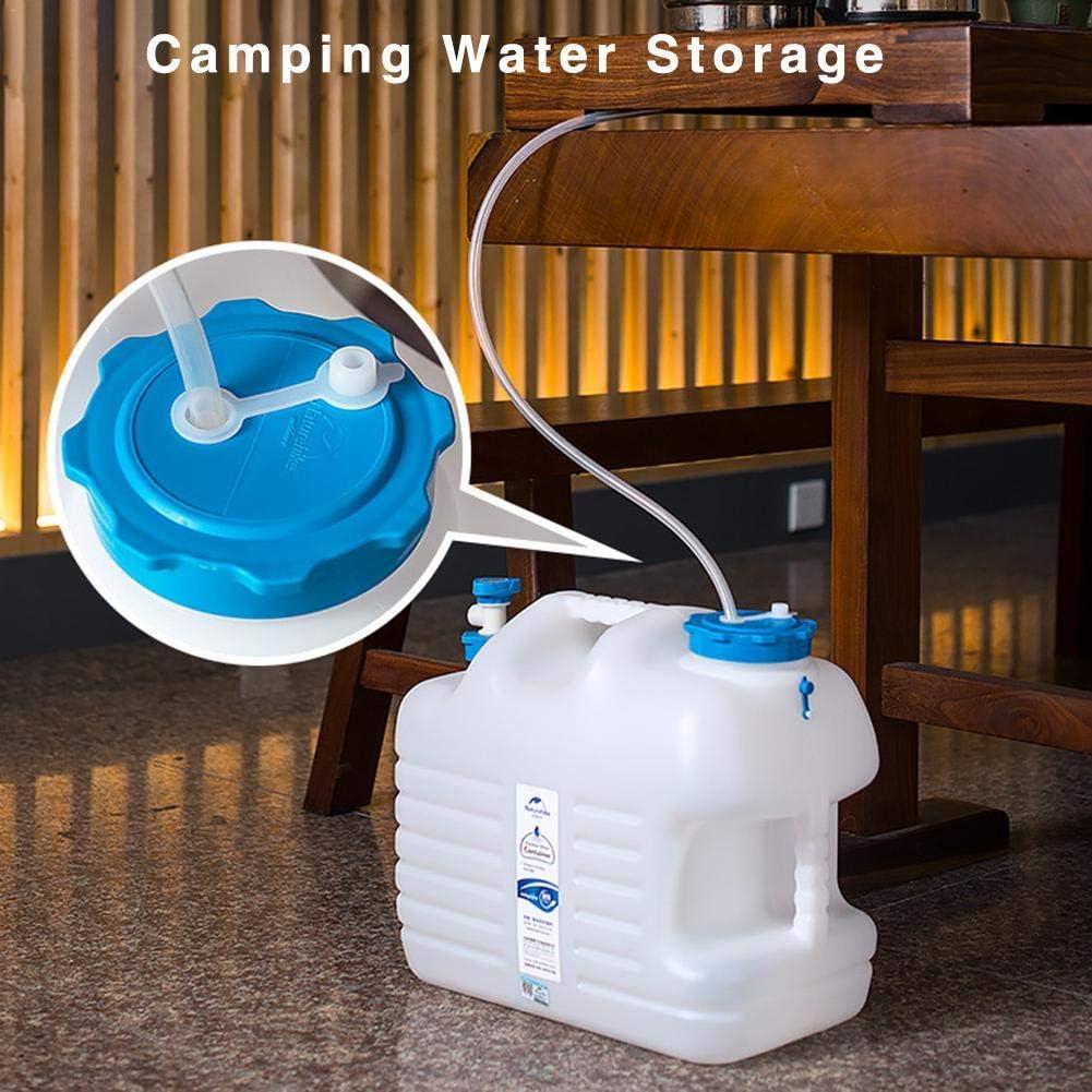 R/éservoir deau de camping avec robinet 24 l R/éservoir portable pour eau potable Convient pour le camping et les pique-niques