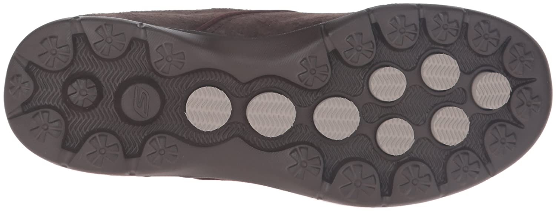 Skechers Performance Women's Go Step Untouched Walking Shoe B01AH88T70 6.5 B(M) US|Chocolate Suede