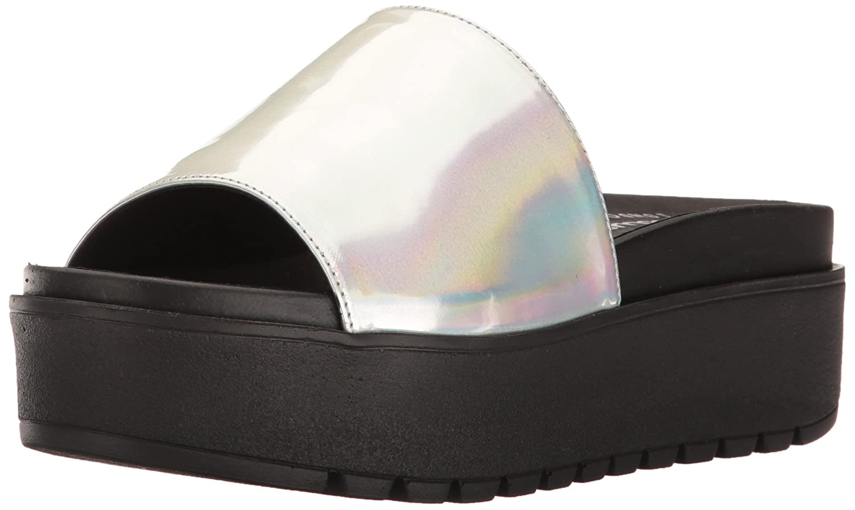 Shellys London Women's Kora Platform Sandal B01LW9J1VE 41 M EU / 10 B(M) US|Hologram