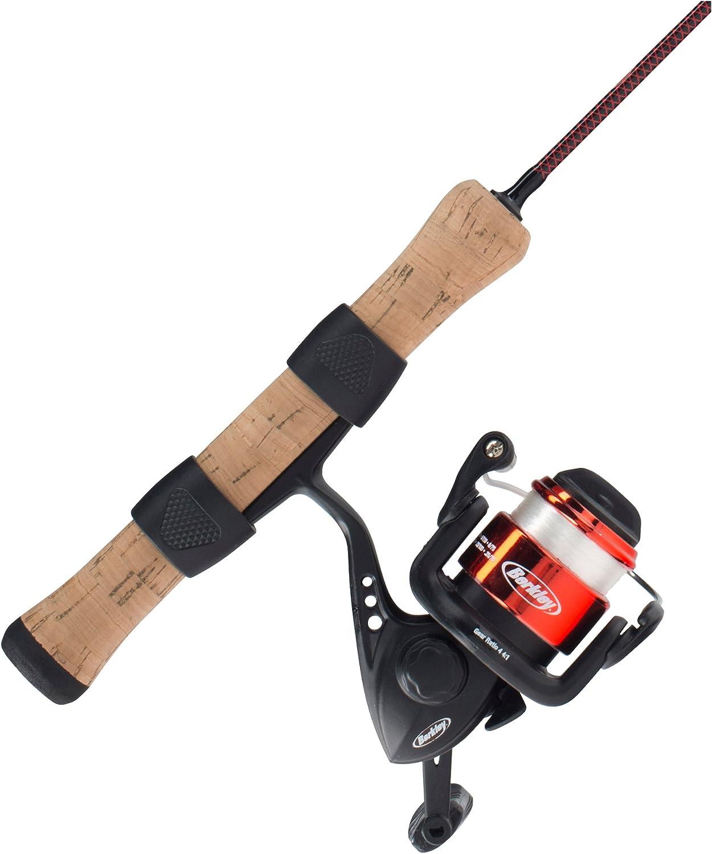 Amazon.com: Berkley CWIS24UL UL Cherrywood Rod and Reel Combo, 24-Inch: Sports & Outdoors
