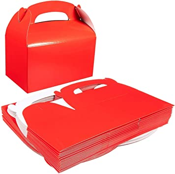 Amazon.com: Pack de 24 cajas de papel para regalos – cajas ...