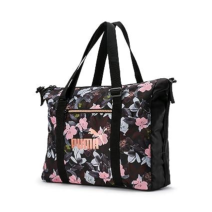 PUMA Wmn Core Seasonal Duffle Bag Bolsa Deporte, Mujer