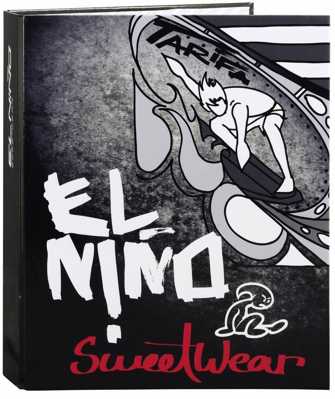 El Niño- Carpeta Folio 4 Anillas Lomo Ancho (SAFTA 511732657)