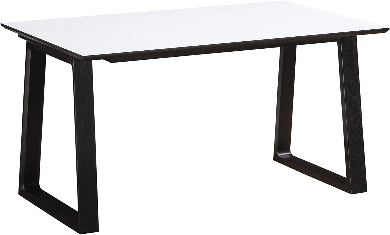 カリモク正規品 ダイニングテーブル アーバンブラック DA4580FWK
