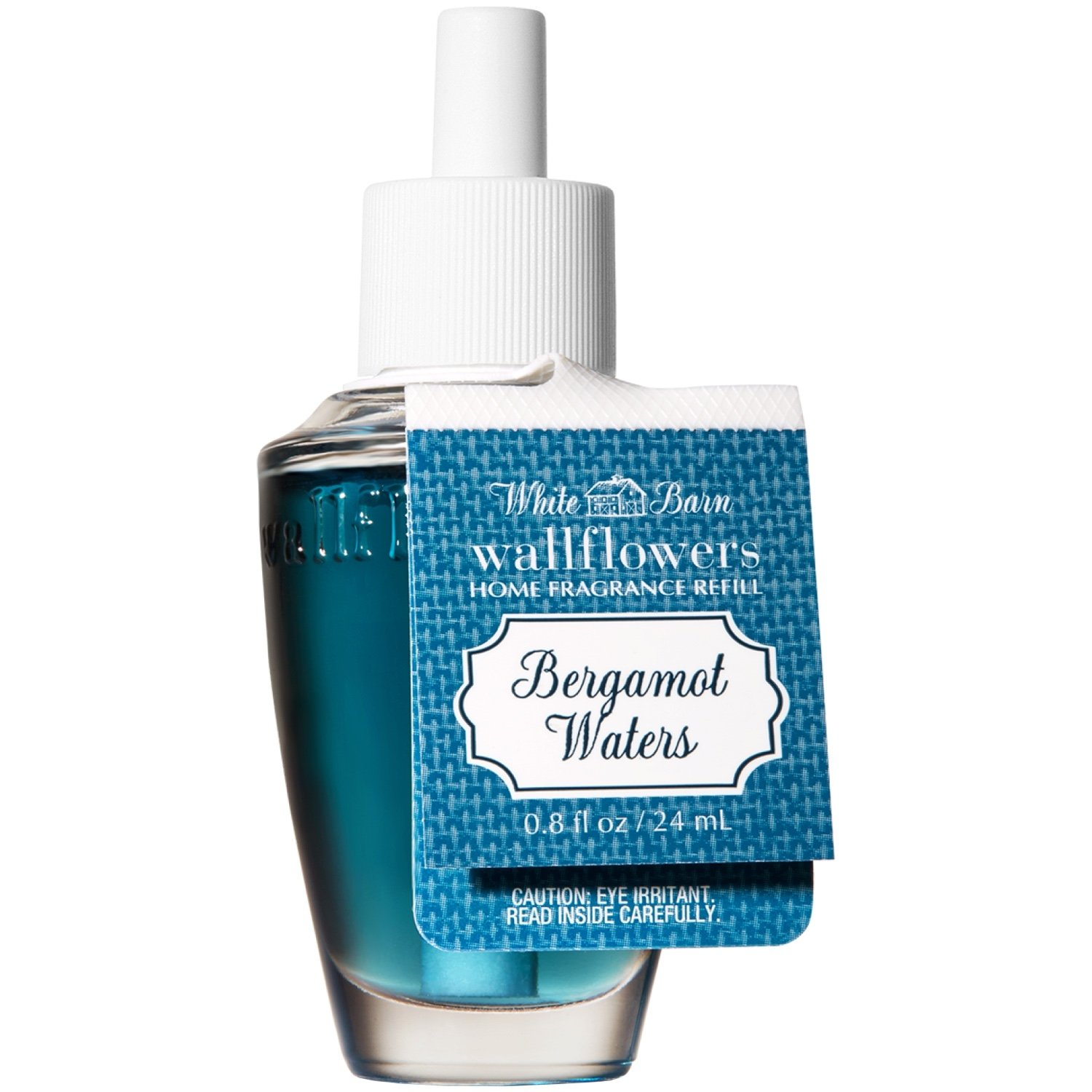 Bath and Body Works Wallflowers Refill NEW LOOK! (Bergamot Waters)