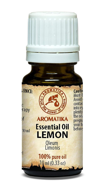 Limón Aceite Esencial 10 ml 100% pura y natural - Citrus Limon - Italia - Aceite de Limón para alivio de tensión, dolor de cabeza - Un Buen Sueño - buen ...
