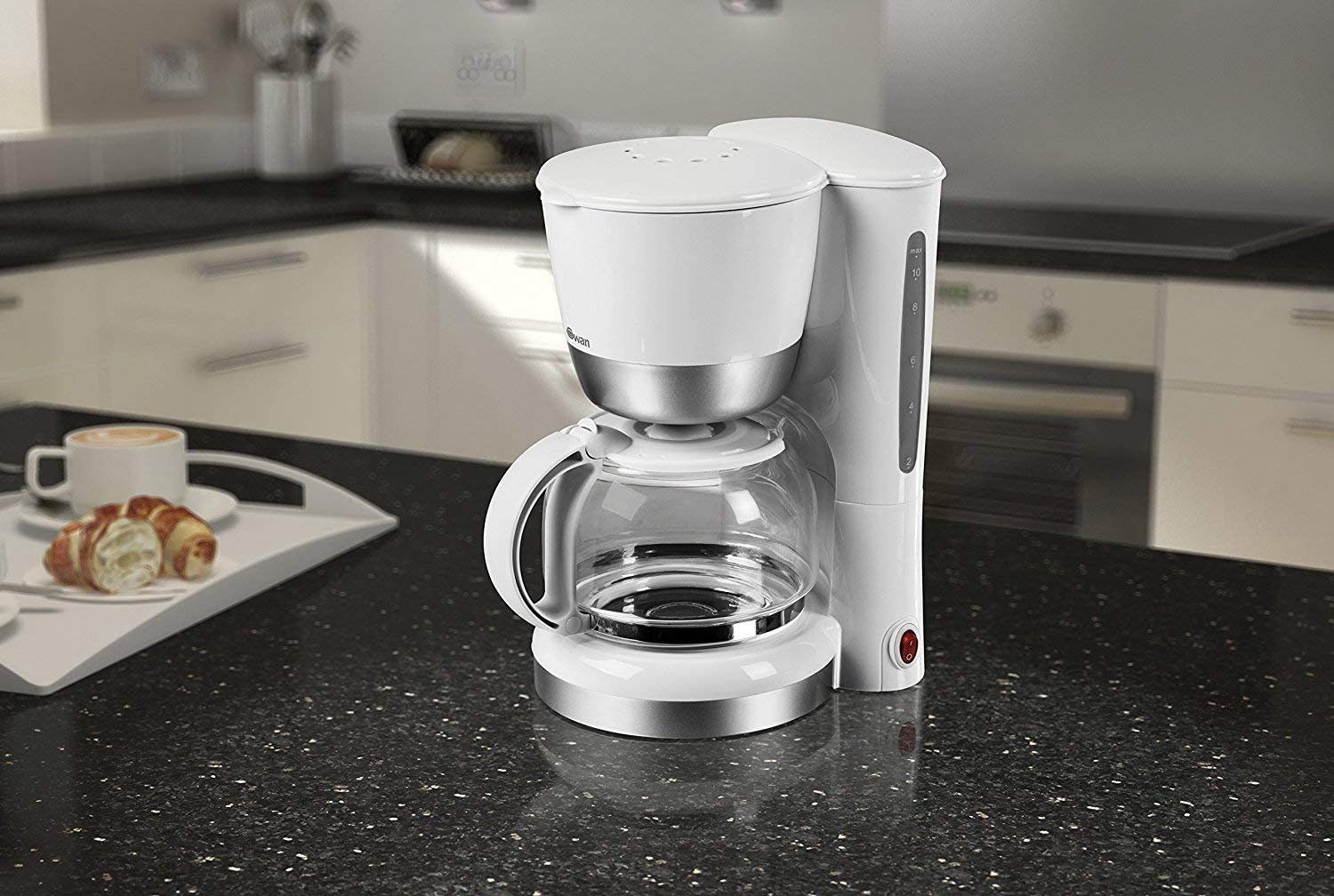 Swan Filter Coffee Maker - White