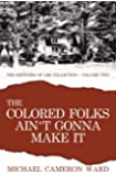 The Colored Folks Ain't Gonna Make It (Sketches of Lee)