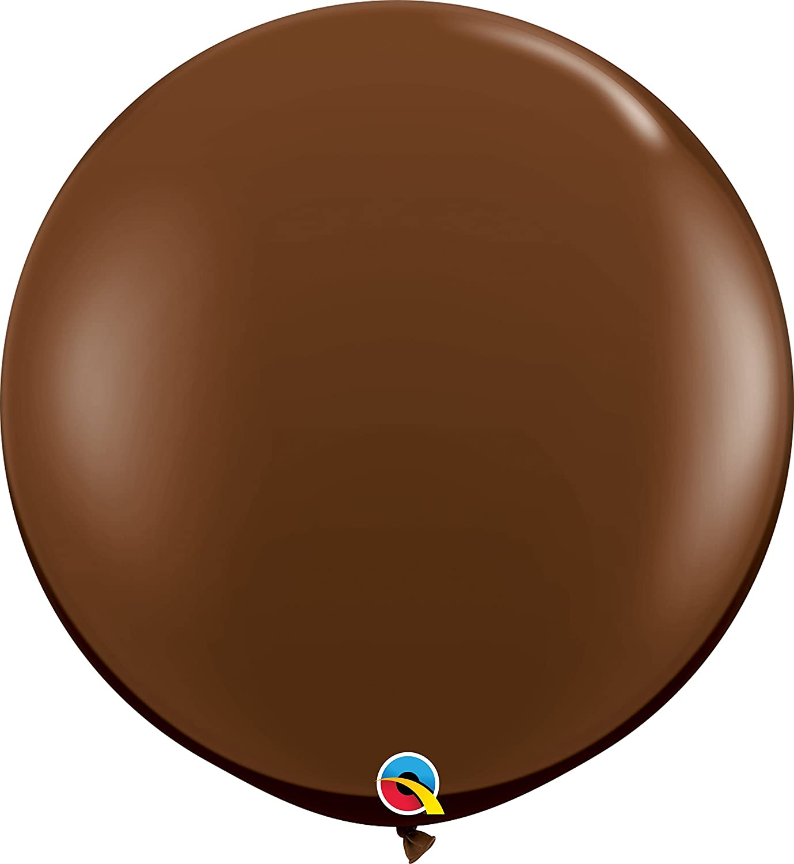 PIONEER BALLOON COMPANY 52112 52112 3 CHOCOLATE BROWN Koyal Wholesale 83660