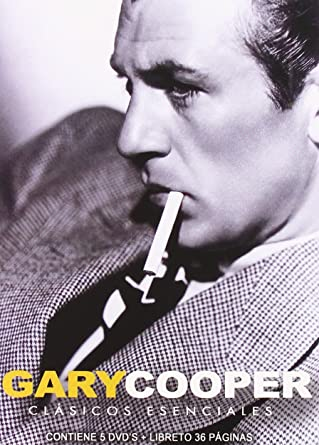 Pack: Gary Cooper (Incluye 5 Películas) [DVD]: Amazon.es: Gary ...