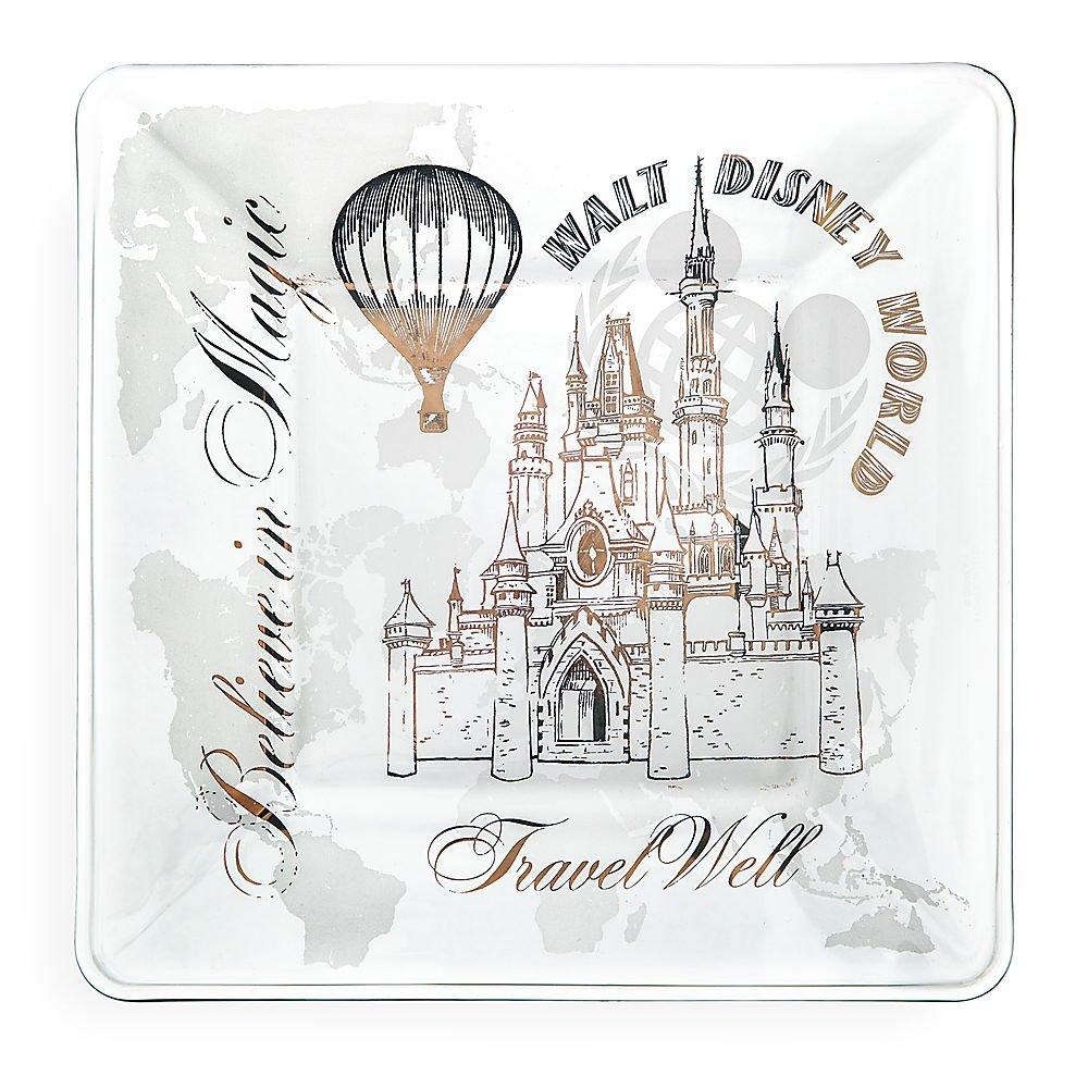 Walt Disney World Vintage Collection Dessert Plate
