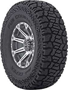 Dick Cepek Fun Country All-Terrain Radial Tire - LT285/70R17 121Q