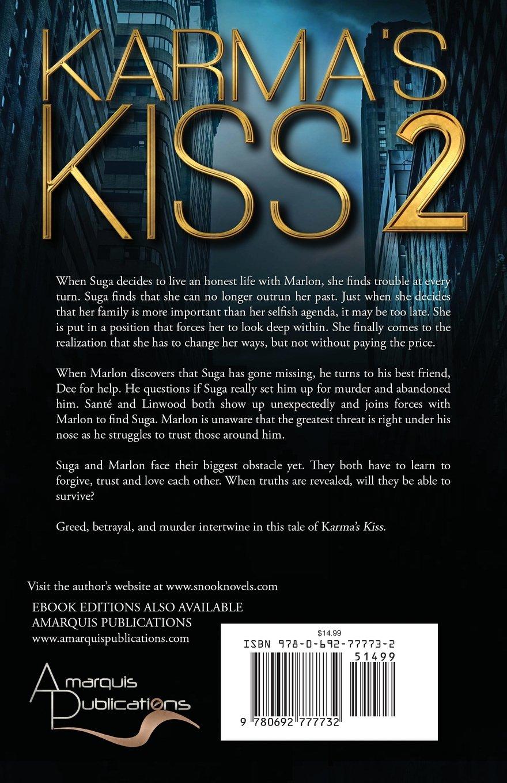 Amazon karmas kiss 2 9780692777732 snook books fandeluxe Epub