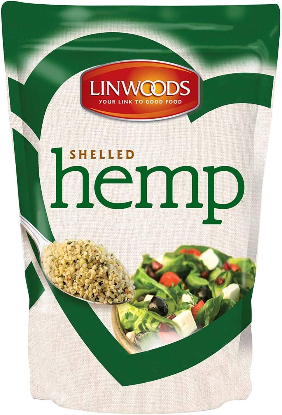 Linwoods Shelled Hemp Mix 225g