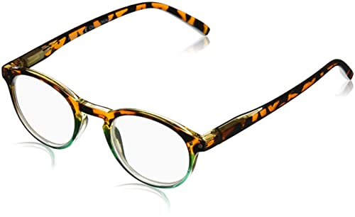 c1f3b60f07f15 Amazon.com  Peepers Unisex-Adult Book Club 934175 Round Reading ...