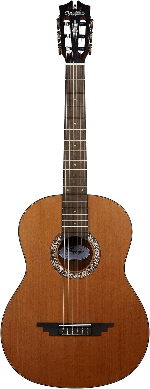 DAngelico 6 String Classical Guitar Right DAPAVECED