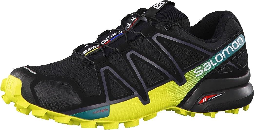 Salomon Chaussures Speedcross 4: Amazon.es: Zapatos y complementos