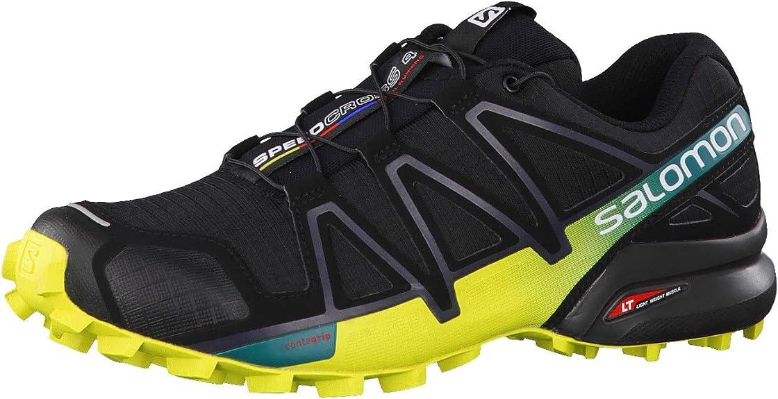 4. Salomon Men's Speedcross 4 Trail Running Shoe