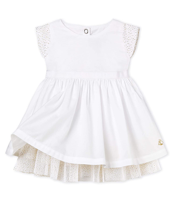 Petit Bateau Bijounou Vestido para Beb/és