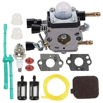 Savior C1Q S68 Carburetor Air Fuel Filter For Stihl BG45 BG55 BG65 BG85 Blower C1Q S64 4229 120 0606