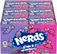 Nerds Grape and Strawberry, 1.65 Ounce (Pack of 24)
