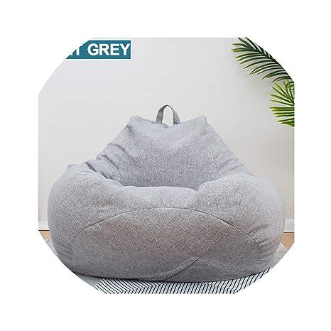 Stupendous Amazon Com Acomy Bean Bag Sofa Single Chair Cover Lounger Camellatalisay Diy Chair Ideas Camellatalisaycom