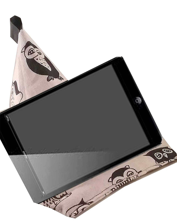 Búho en Natural - Regalo - Soporte de tablet Kindle ipad ...