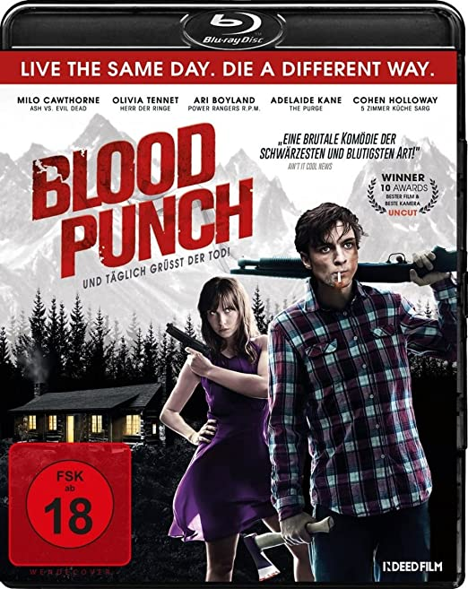 Amazon In Buy Blood Punch Blu Ray Dvd Blu Ray Online At Best