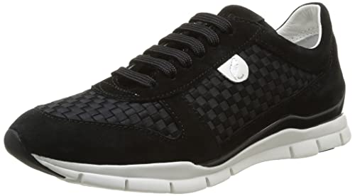 Geox Women s D SUKIE A Low-Top Trainer  Amazon.co.uk  Shoes   Bags 59c5dd11065