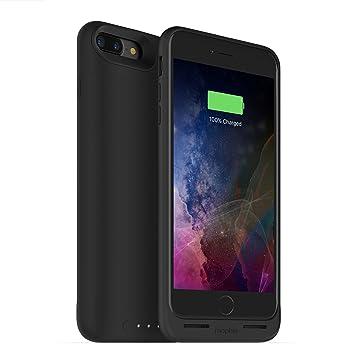983e183b2dd Mophie 3972_JPA-IP7P-BLK-I - Slim Estuche batería para Apple iPhone 7 Plus,  Color Negro: Zagg: Amazon.es: Electrónica