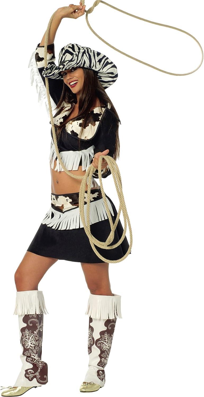 Stamco Disfraz Vaquera Rodeo: Amazon.es: Juguetes y juegos