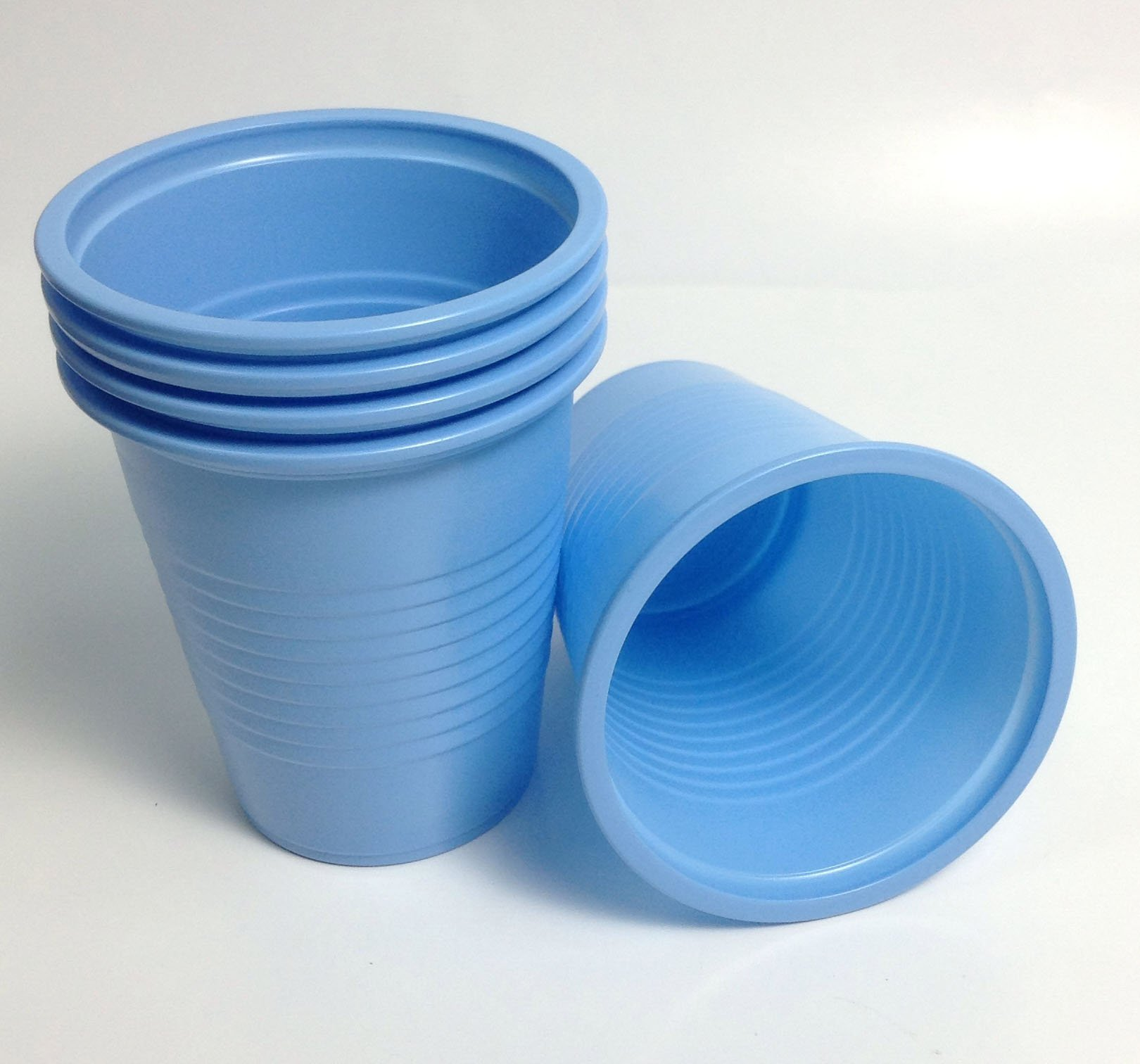 Drinking Cups 5 oz, 1000 Cups, 50 Pcs Per Bag Dental Deluxe